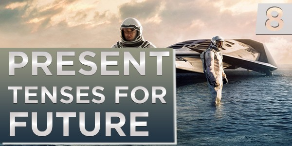 8 Present Tenses For Future
