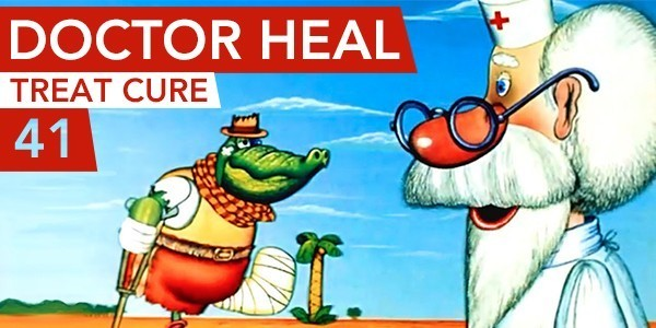 41 Doctor Heal Treat Cure